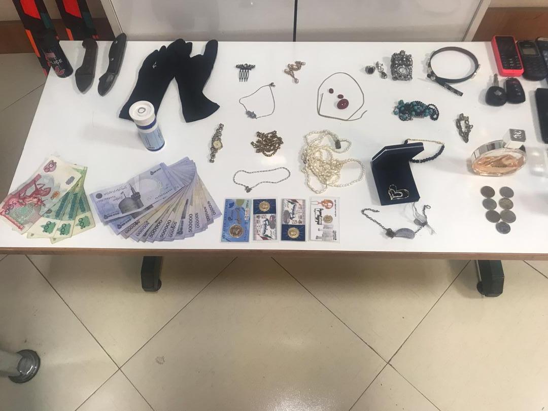 انهدام باند دزدان میلیاردی تهران (+عکس)
