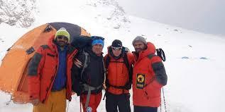 امید به زنده ماندن کوهنوردان گم شده به صفر رسید