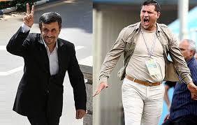 واکنش دایی به هم سفرشدن با احمدی نژاد