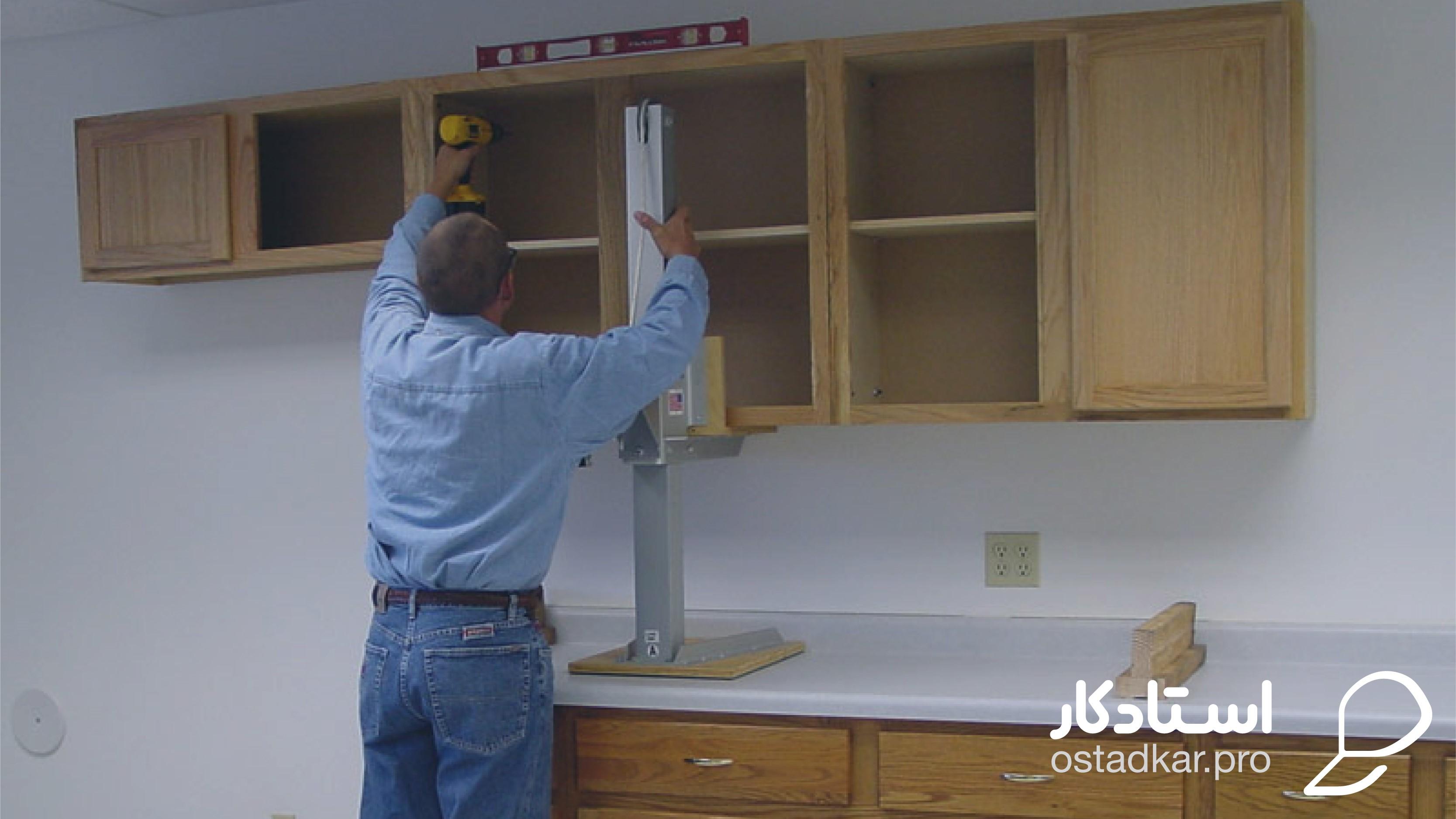در زمان ساخت کابینت آشپزخانه به چه نکاتی توجه کنیم؟
