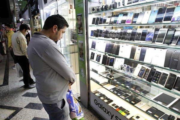 دلایل افزایش ۱۵ تا ۲۰ درصد قیمت گوشی در بازار