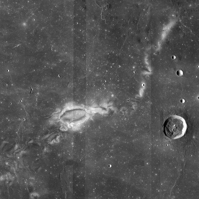 علت چرخش ماه چیست؟