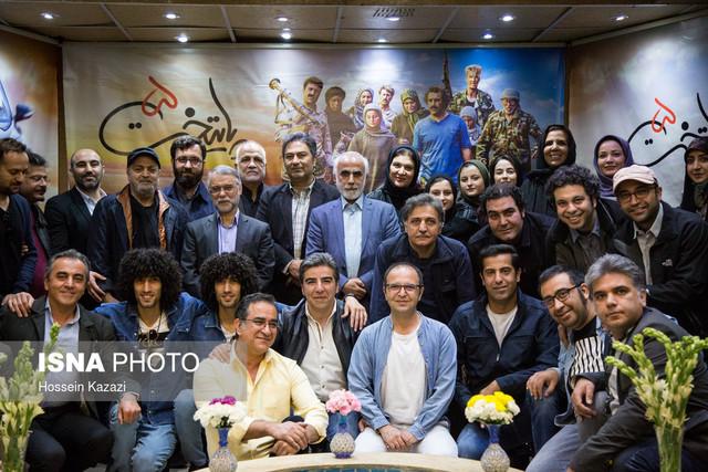 «پایتخت5» در نبود خشایار الوند رکورددار بیشترین نامزد در جشنواره جامجم
