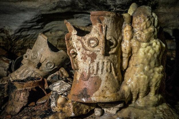 کشف آثار تمدن مایاها پس از ۱۰ قرن (+ عکس)