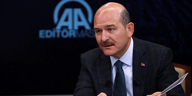 وزیر کشور ترکیه: به همراه ایران به