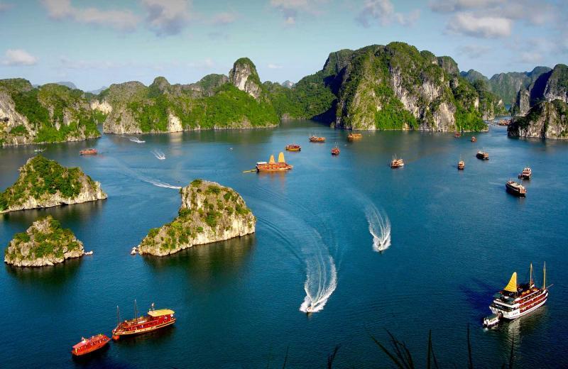 با تورهای لاکچری دلتابان به ویتنام و سریلانکا بروید