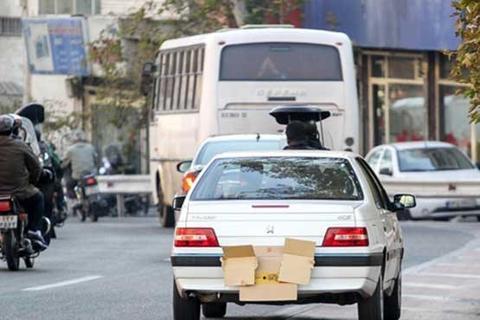 پلیس راهور: 6  ماه تا 1 سال حبس برای افرادی که پلاک خودرو را مخدوش و دستکاری کنند / برخورد جدی با متخلفان در دستور کار قرار دارد