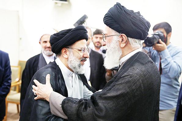 حجتالاسلام رئیسی به ریاست قوه قضائیه منصوب شد