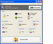 نرم افزار نمایش و بررسی وضعیت باتری لپ تاپ - BATExpert