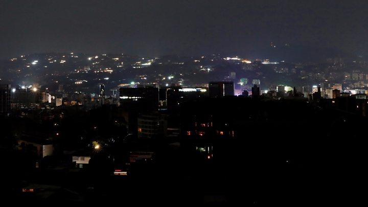 ونزوئلا در تاریکی/