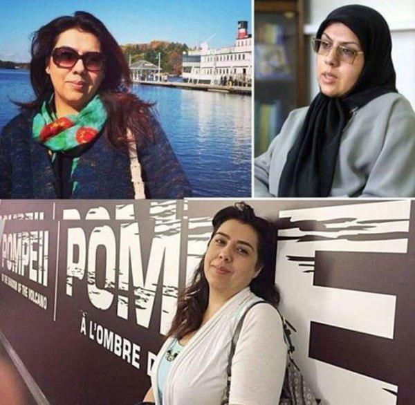 قاضی دادگاه: مرجان شیخ الاسلامی در حال حاضر مقیم کانادا است