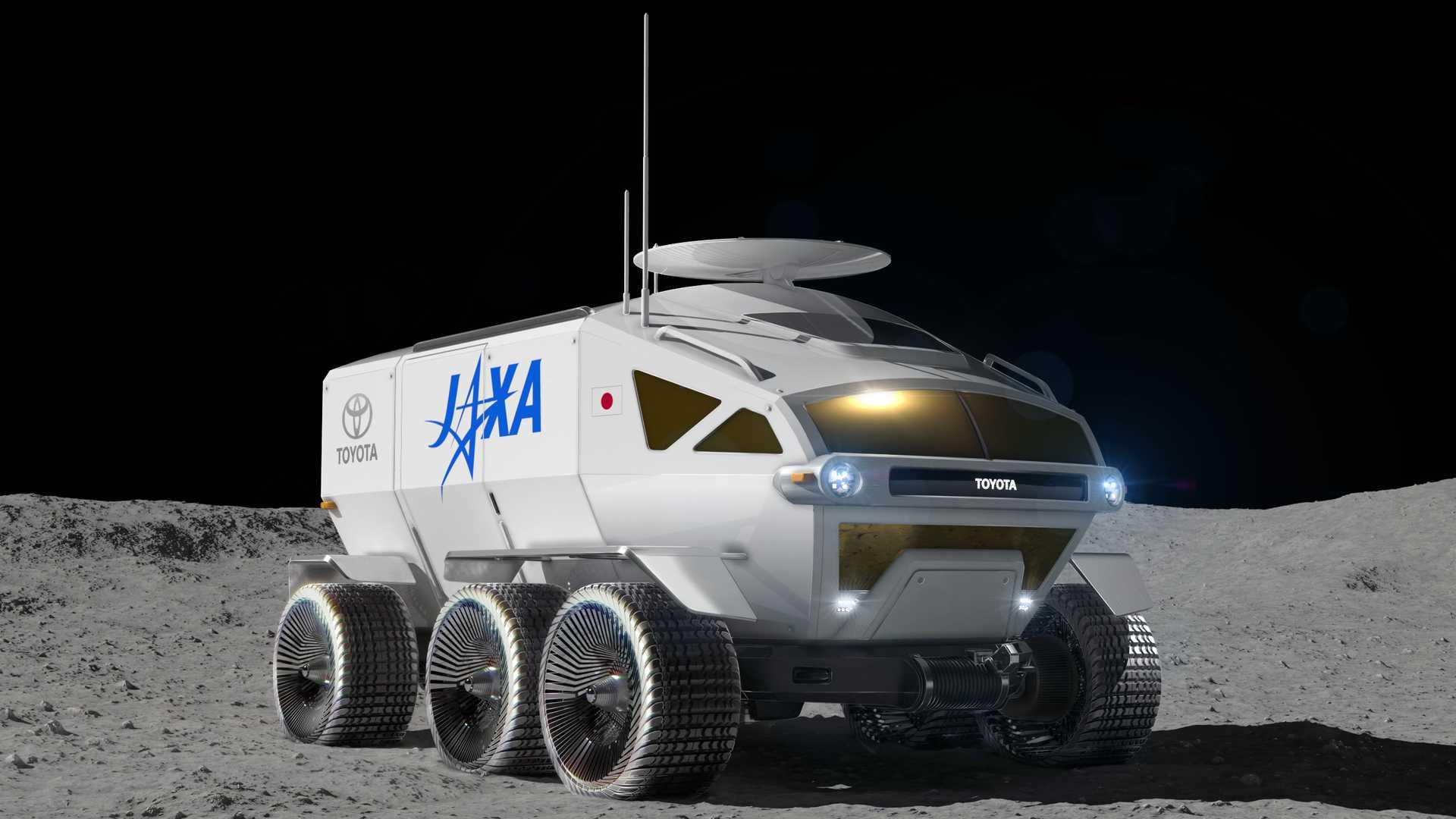 تویوتا ماهنورد میسازد