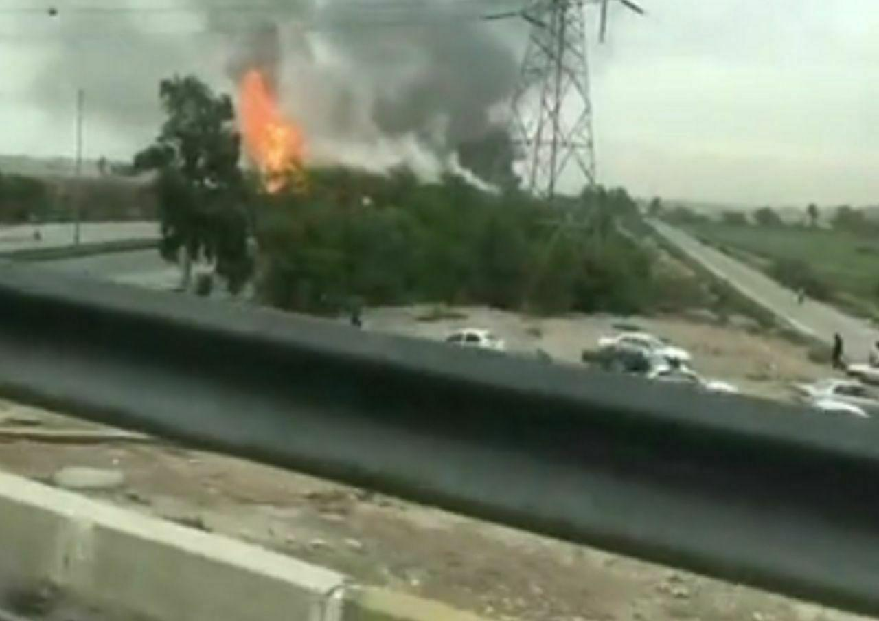 5 کشته و 6 زخمی در انفجار خط لوله گاز در خوزستان