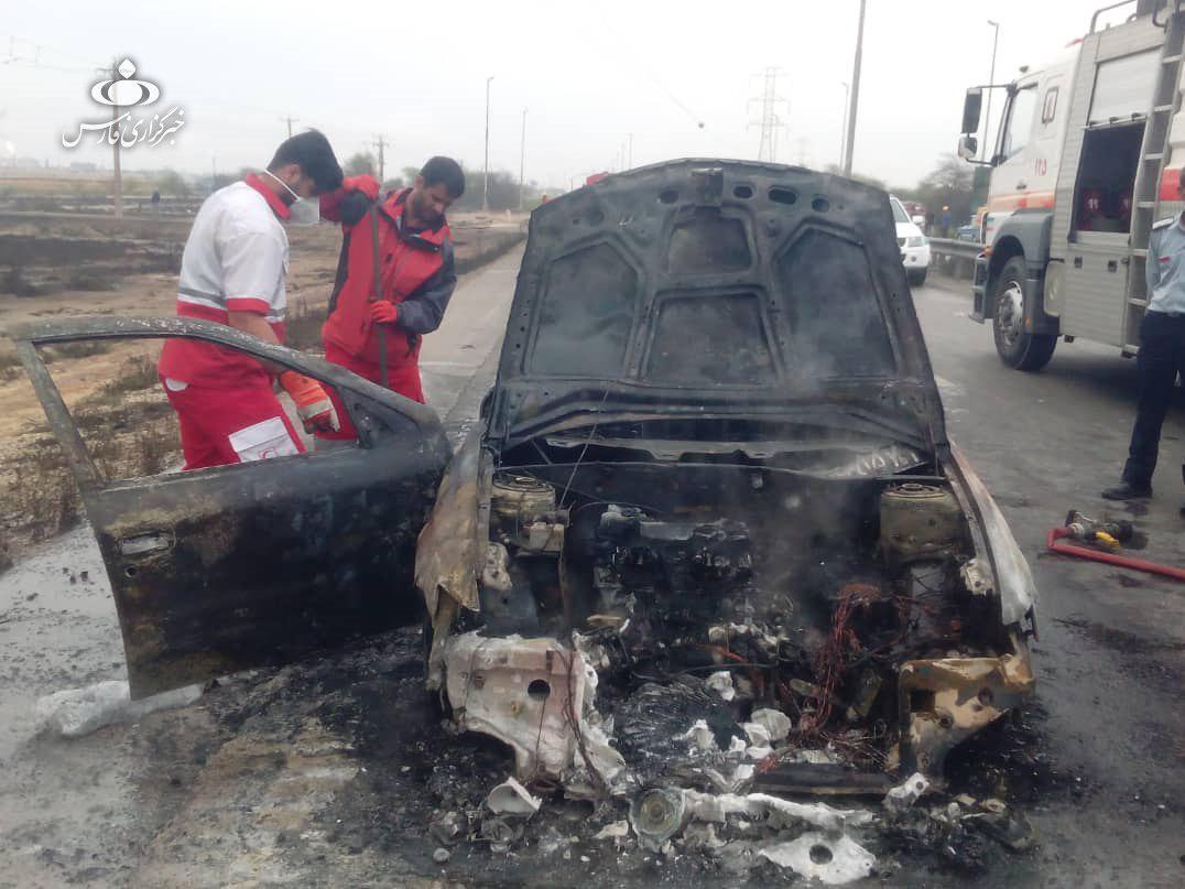 5 کشته و 6 زخمی در انفجار خط لوله گاز در خوزستان (+فیلم و عکس)