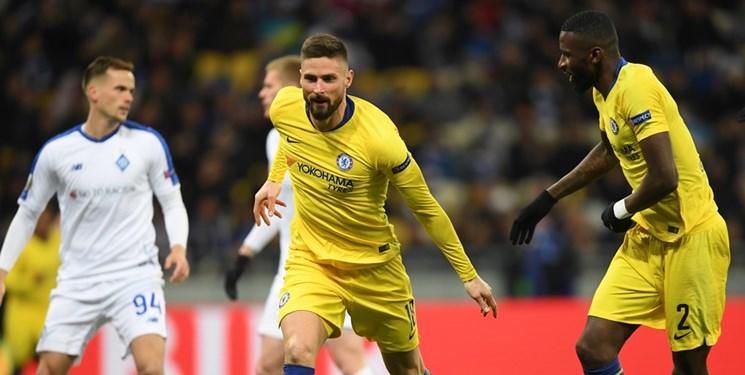 تکلیف 3 تیم راه یافته به یک چهارم نهایی لیگ اروپا مشخص شد