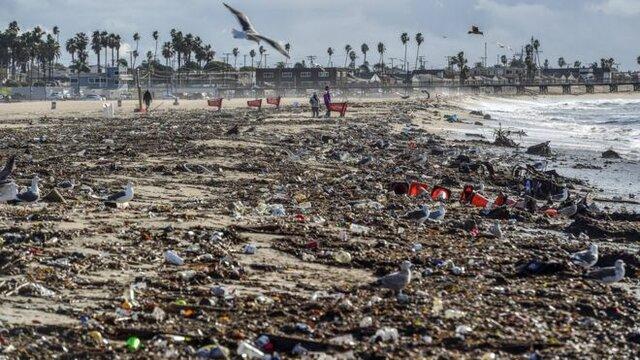 چالش مجازیِ جمعآوری زبالههای واقعی