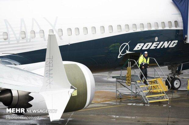 بوئینگ تحویل هواپیماهای ۷۳۷ مکس ۸ جدید را متوقف کرد