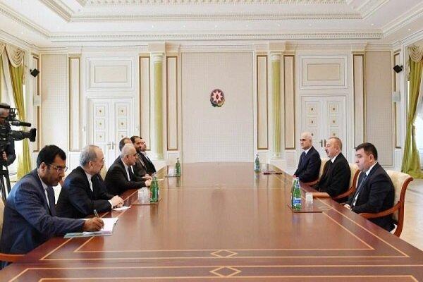 عزم تهران و باکو برای تقویت روابط دوجانبه