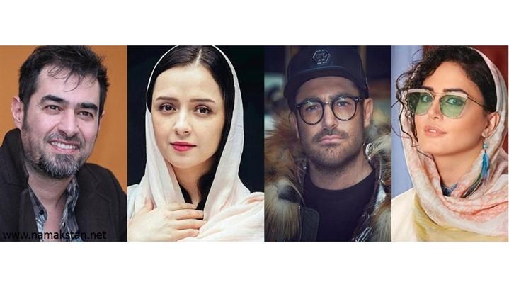 با 10 چهره محبوب سینمای ایران آشنا شوید