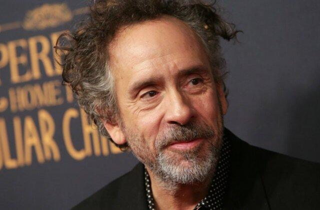 اسکار سینمای ایتالیا برای «تیم برتون»