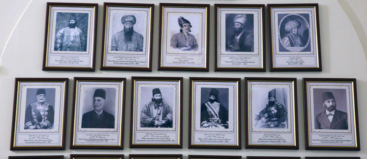 سفرای ایران در روسیه طی 4 قرن در یک قاب (عکس)