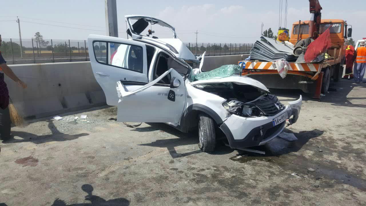 56 کشته و 1100  مجروح  حوادث جاده ای فقط در 48 ساعت گذشته/ پلیس راه: رانندگان به جان خود و سرنشینانشان اهمیت داده و تخلف نکنند
