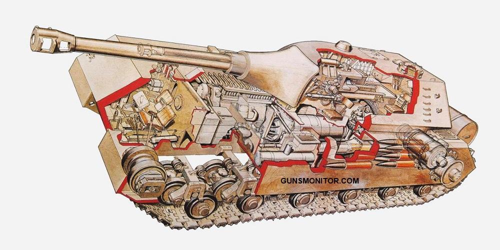 سلاح غول پیکری که هیتلر شخصا تولید آنرا تایید کرد! (+تصاویر)