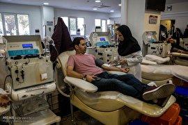اهدا خون دو میلیون و 100 هزار ایرانی در سال 97