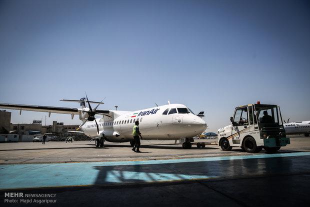 تذکر کتبی به 2 شرکت هواپیمایی
