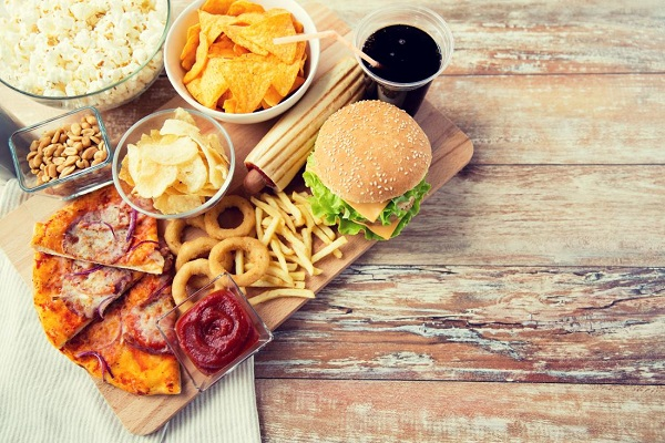 رابطه رژیم غذایی غربی و گندخونی