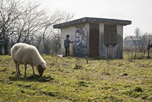 خاصترین نقاشیهای دیواری ایران (+عکس)