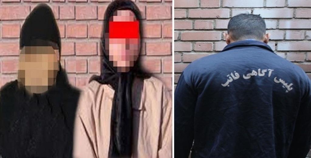 قتل مرد باجناق با همدستی همسر و  خواهر همسر (+عکس)