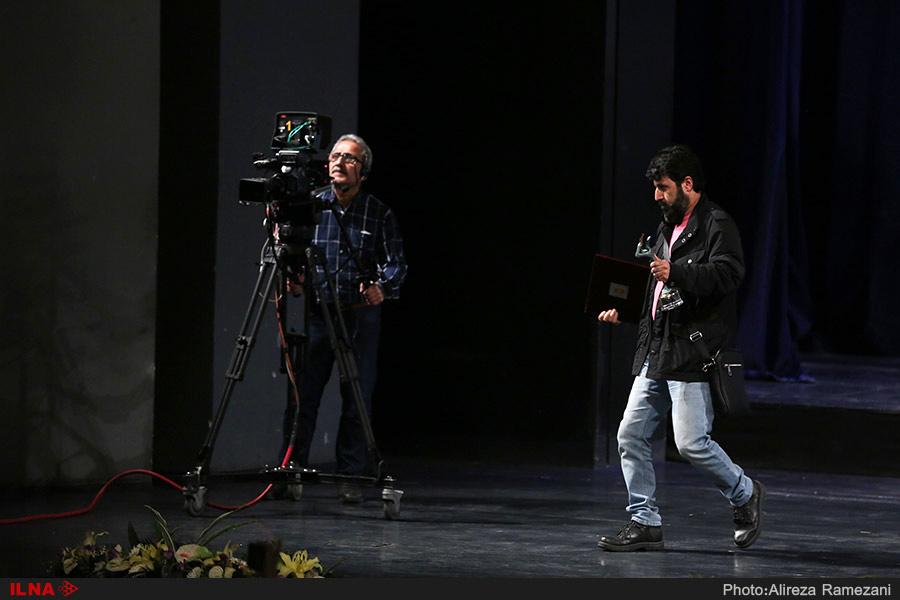 جشنواره جوایز گوشی های سامسونگ هنرمندان در اختتامیه جشنواره تئاتر فجر (عکس)