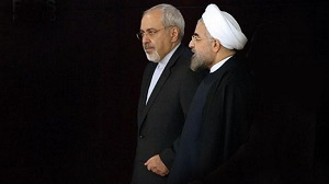 مخالفت رییس جمهور با استعفای ظریف