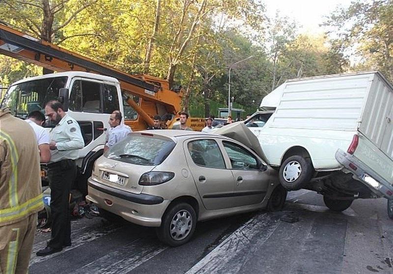 پلیس:   12 تا 16 بیشترین  ساعات فراوانی تصادفات رانندگی / جزئیاتی از میزان تصادفات رانندگی درون شهری ایرانیان در بهمن97