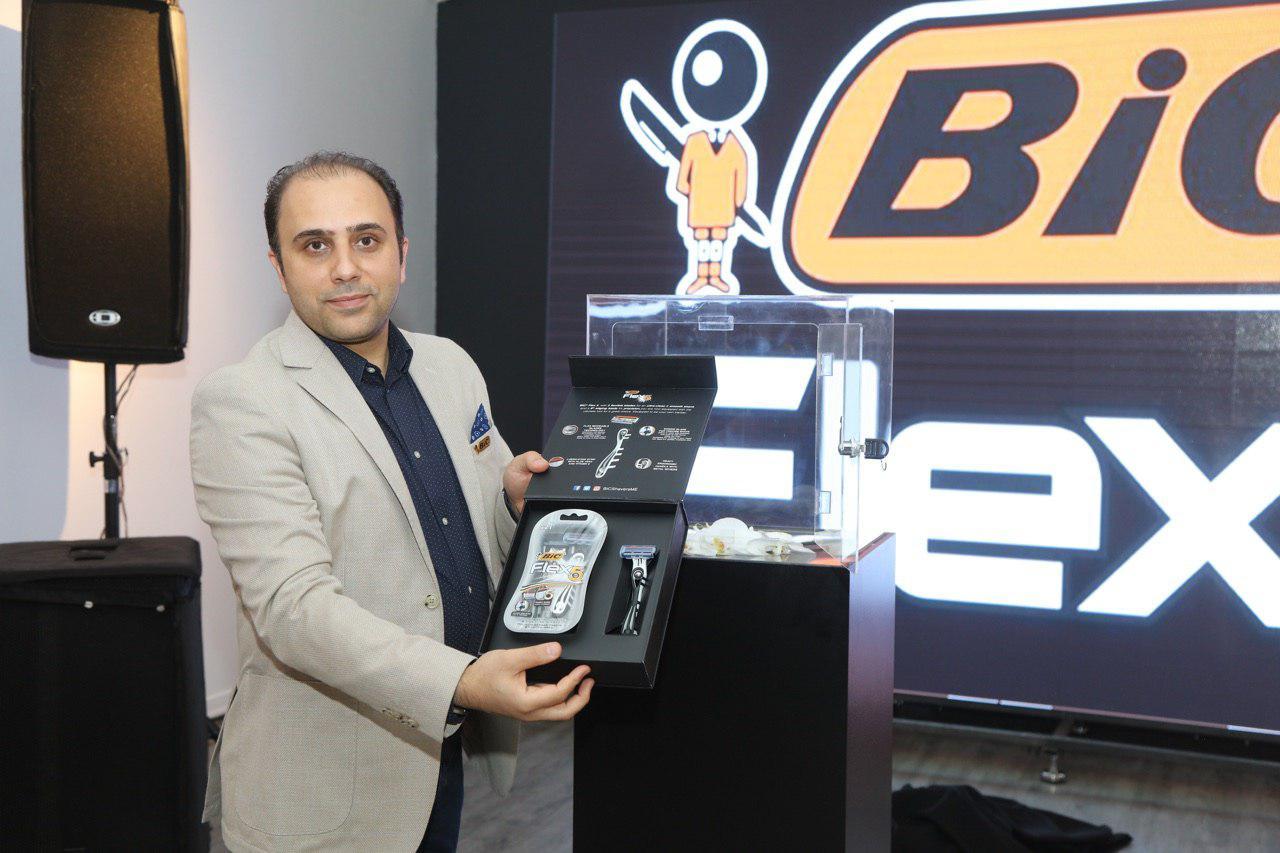 محصول جدید بیک ایران تحت عنوان خود تراش فلکس 5 به بازار ایران معرفی شد