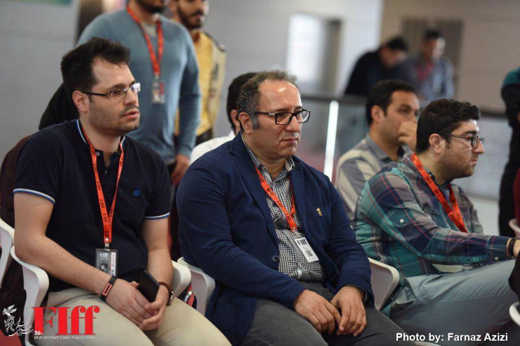 توضیحات رضا میرکریمی درباره حضور پسرش در تیم اصلی جشنواره جهانی فجر: بقیه مدیران نمیگذارند برود!