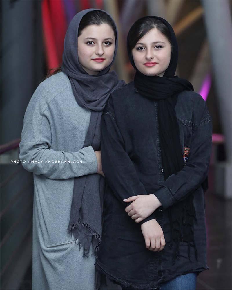 حضور سارا و نیکای پایتخت در یک مراسم (عکس)