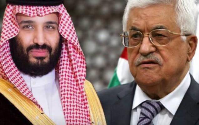 پیام ولیعهد سعودی به رهبران فلسطین: یا مذاکره کنید یا
