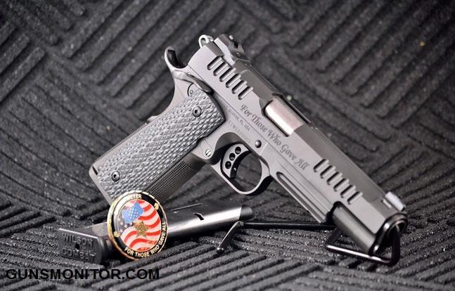 اسلحه ای که به افتخار یک سرباز تولید شد! (+تصاویر)
