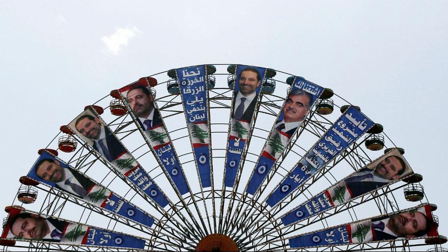 انتخابات لبنان: پیروزی حزب الله و هم پیمان مسیحی / شکست حزب سعد حریری (+عکس)
