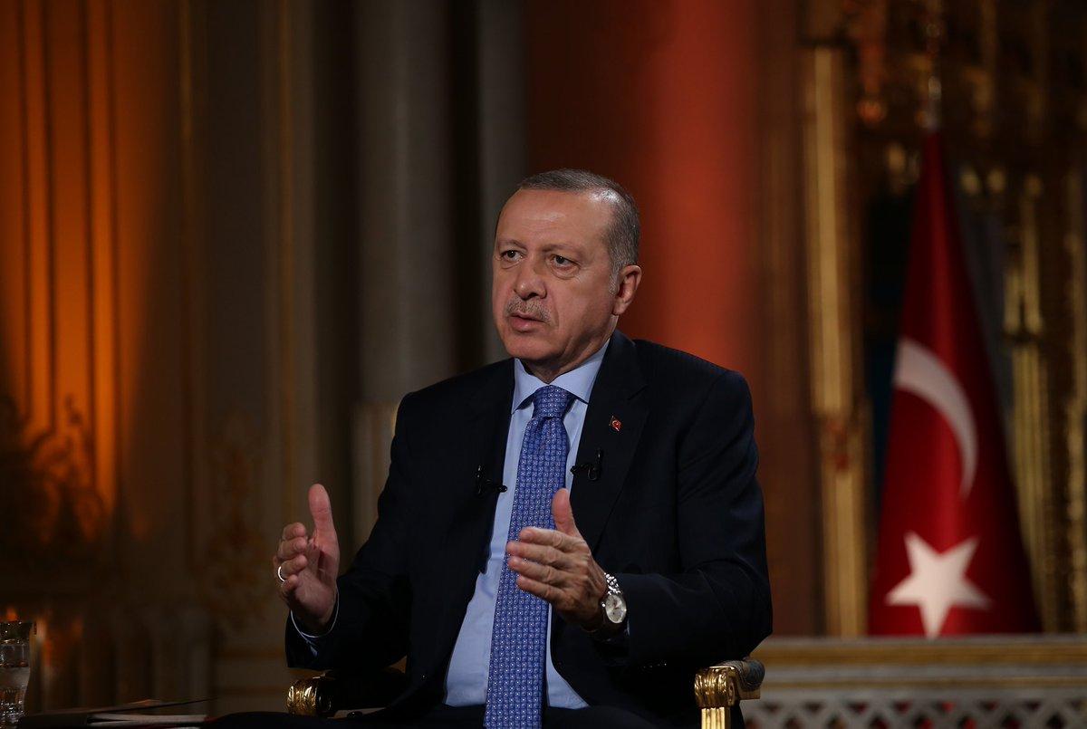 اردوغان: با ایران به