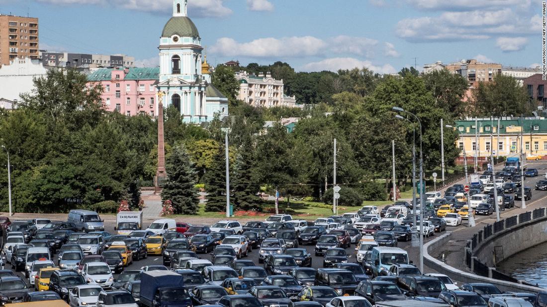 بدترین شهرهای جهان در ساعت اوج ترافیک در سال 2017 (گزارش تصویری)