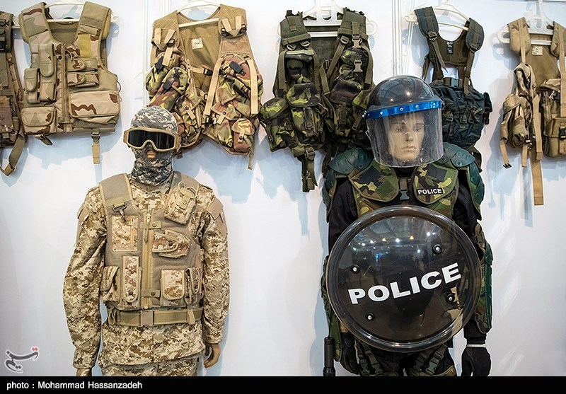 لباس جدید پلیس ایران (+عکس)