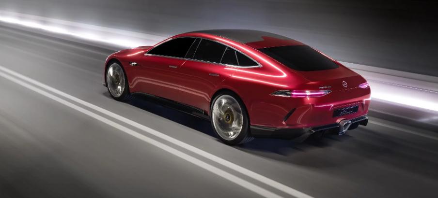 مدل 800 اسببخاری مرسدس AMG وارد خط تولید خواهد شد