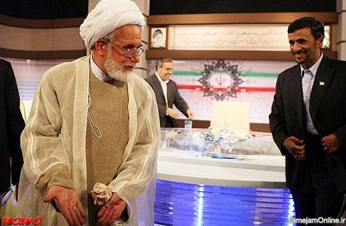 مسوول سابق ستاد احمدی نژاد: مشایی، طراح سوال مناظره احمدی نژاد - کروبی بود