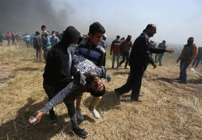 ركورد مشترك ترامپ-نتانياهو / اعتراض مدني حق فلسطيني ها نيست!