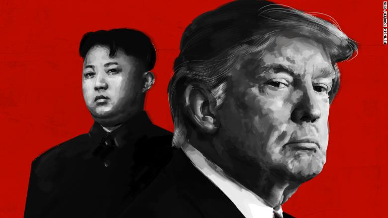 هشدار کره شمالی به احتمال لغو دیدار دوجانبه با ترامپ