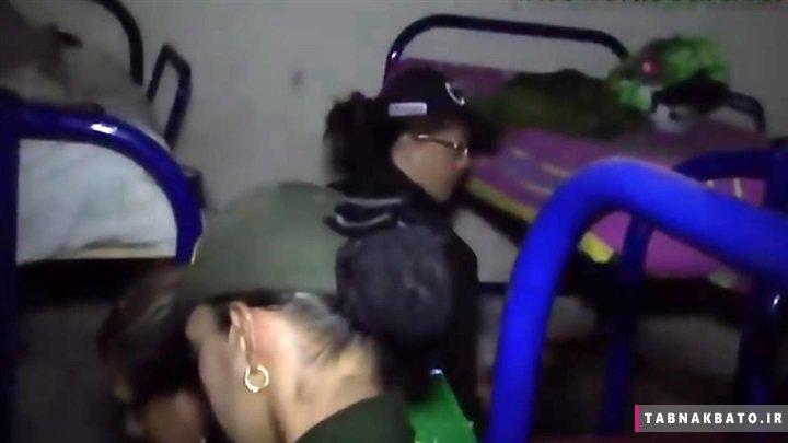 دستگیری راهبه های کودک آزار در کلمبیا (عکس)