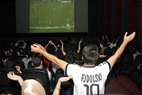 موافقت پلیس با نمایش فوتبال در سینماها/جزئیات اجرای طرح